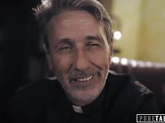 PURE TABOO Priest Takes Advantage Of A Desperate Bride-To-Be