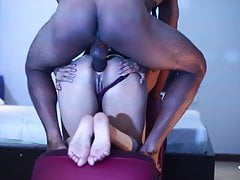My asshole was begging for some hard anal love - AnaChaude