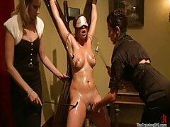 08. SZ Femdom - Princess Donna-Maitresse Madeline Tortures..